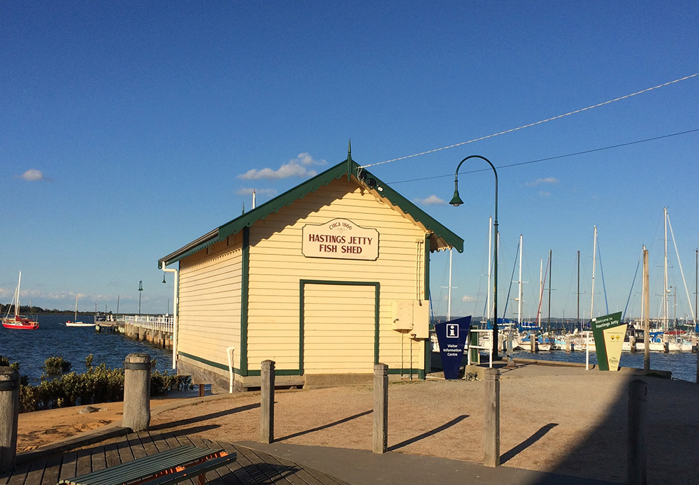 Fish Shed